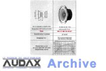 Audax Archive