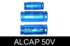 Alcap 50V Button
