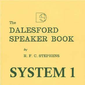 Dalesford Speaker Book System 1