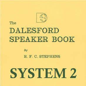Dalesford Speaker Book System 2