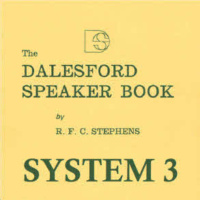 Dalesford Speaker Book System 3
