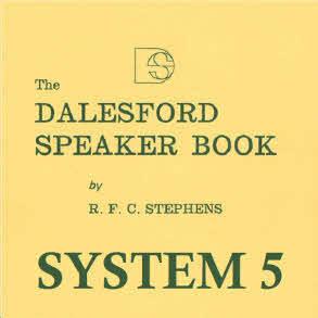 Dalesford Speaker Book System 5