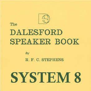 Dalesford Speaker Book System 8