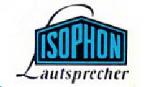 Isophon KK8 & KK10 Catalog and Datasheets