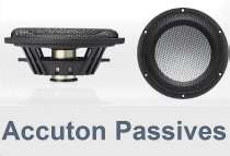 Accuton Passives & Radiators