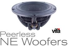 Peerless NE Woofers