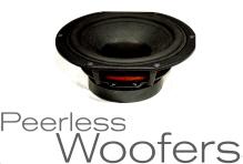 Peerless Woofers