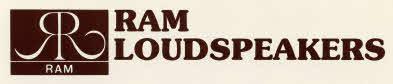 RAM Loudspeakers link