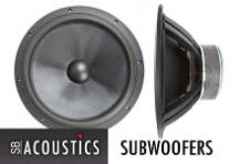 SB Acoustics SubWoofers