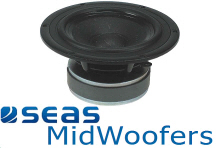 Seas MidWoofers
