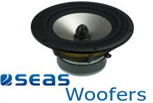Seas Woofers