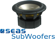 Seas Design SubWoofers