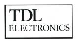 TDL Loudspeakers History