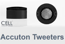 Accuton Tweeters