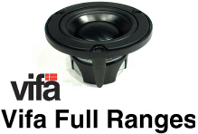 Vifa Full Ranges