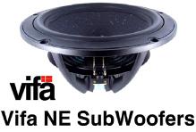 Vifa NE Range SubWoofers