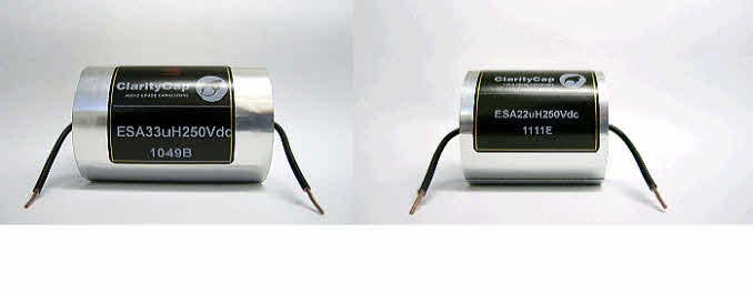 ClarityCap Capacitors