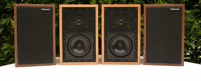 BBC LS3/5a FALCON ACOUSTICS - THE ONLY GENUINE LS3/5a