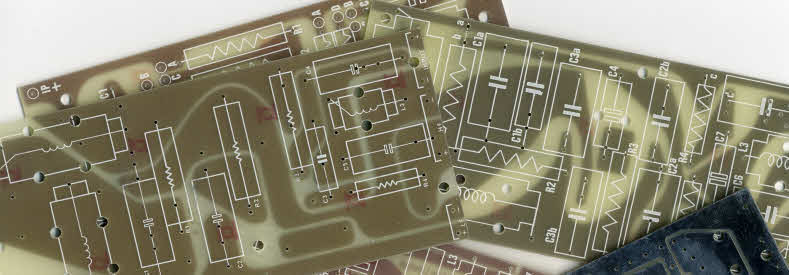 PCB's, Boards, Pins & Clips