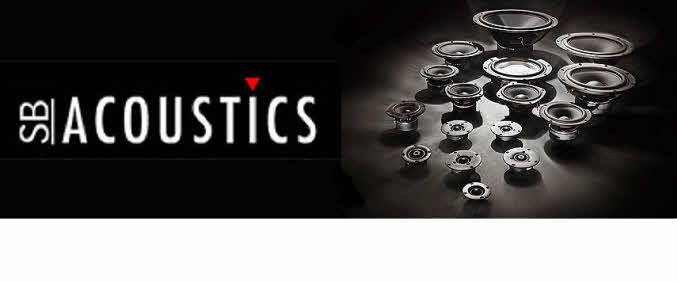 SB Acoustics Drive Units & Speakers