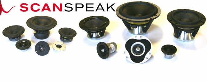 Scanspeak Drive Units & Speakers