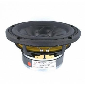 Scanspeak 15W/8530K01 MidWoofer - Revelator Range