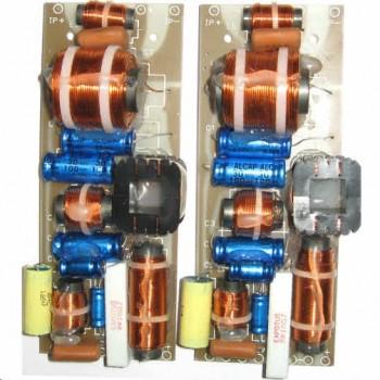 CROSSOVER No.33Mc KEF CONCERTO R40 FALCON ACOUSTICS MF & HF UPGRADE SUPER POWER VERSION