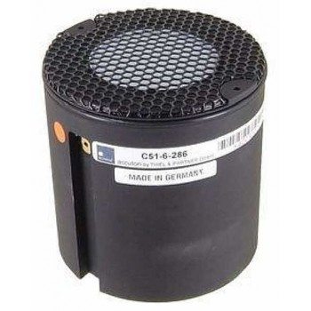 "Accuton C51-6-286 2"" Ceramic Dome Tweeter/Midrange Cell Concept"