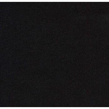 ACOUSTICALLY TRANSPARENT LOUDSPEAKER GRILLE CLOTH BLACK