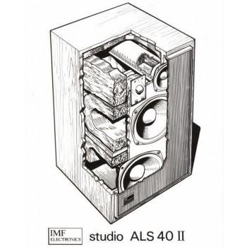 IMF ALS40 Replacement Capacitor Set