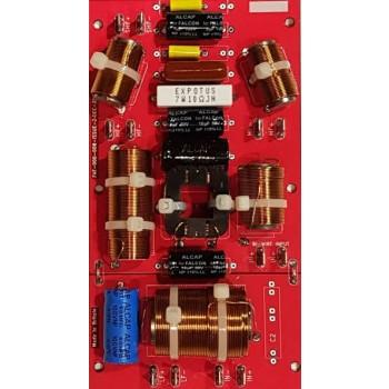 CROSSOVER No.33M CAMBRIDGE R50, C ROGERS MONITOR, COLES 4001G, FALCON ACOUSTICS MF & HF UPGRADE SUPER POWER VERSION