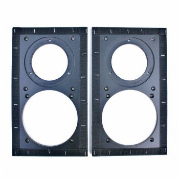 LS3/5a Cabinet Front Panel to BBC Specification