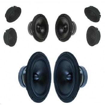 LINKWITZ LX521 Part Speaker Kit. Drive Units. No L26RO4Y units.