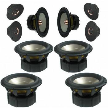 LINKWITZ ORION-3.4 ORION-3.5 Speaker Kit 10% Kit Discount