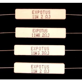Ceramic Wire Wound Resistors 10/11W