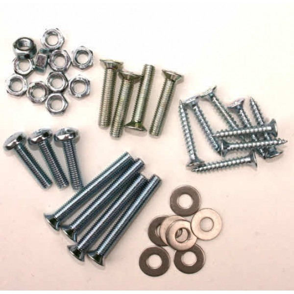 LS3/5a CABINET KIT MOUNTING BOLTS/SCREWS SET