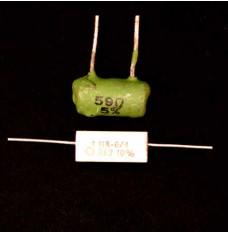 Ceramic Wire Wound Resistors 3W