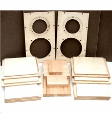Cabinet Kits LS3/5a from Falcon Acoustics