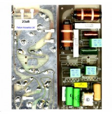 LS3/5A CROSSOVER No.23aB LS3/5a, BIWIRE, KEF B110A SP1003A T27 SP1032 with aB SECTION