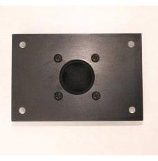 AUDAX TW025A0 c/w 12 x 8 FACEPLATE  - REPLACEMENT FOR ALL OEM 12x8 TWEETERS E.G. IMF, CELEF, RADFORD