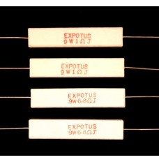 Ceramic Wire Wound Resistors 9W