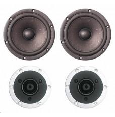 SB Acoustics Satori MW16P-8/TW29R Driver sets (2 prs) SPECIAL OFFER £297.65 excl. VAT
