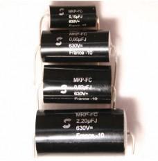 Solen 0.10uF 630V DC Polypropylene Capacitor